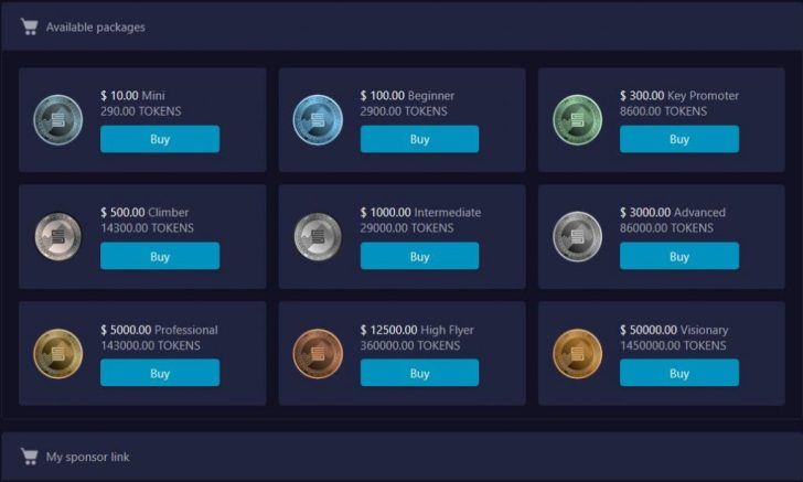 Smart Trade Coin