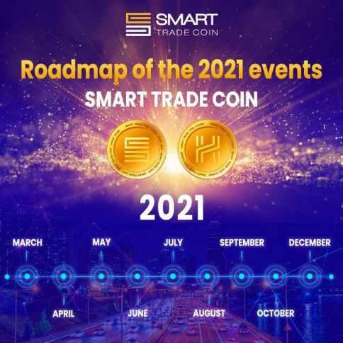 Smart Trade Coin Go Roadmap 2021