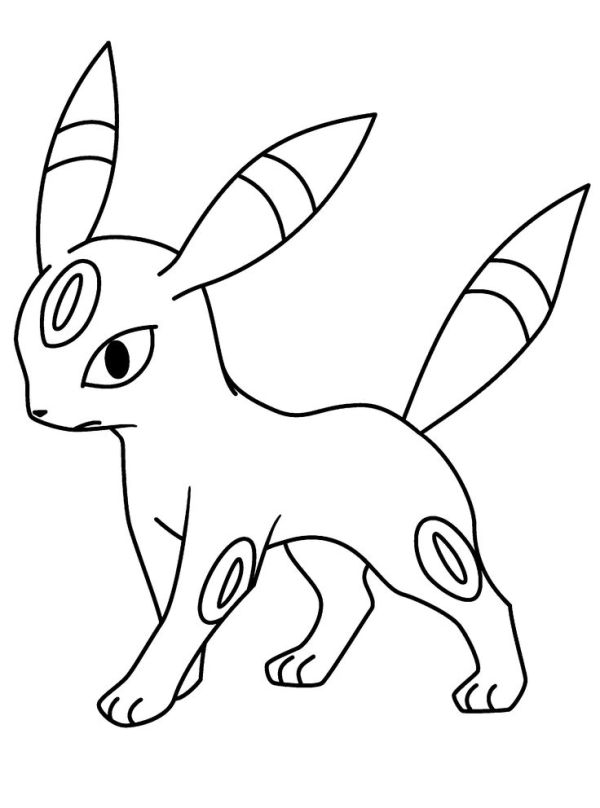 Pokemon Kleurplaten Vaporeon.20 Coloring Pages Of Pokemon Human Ideas And Designs