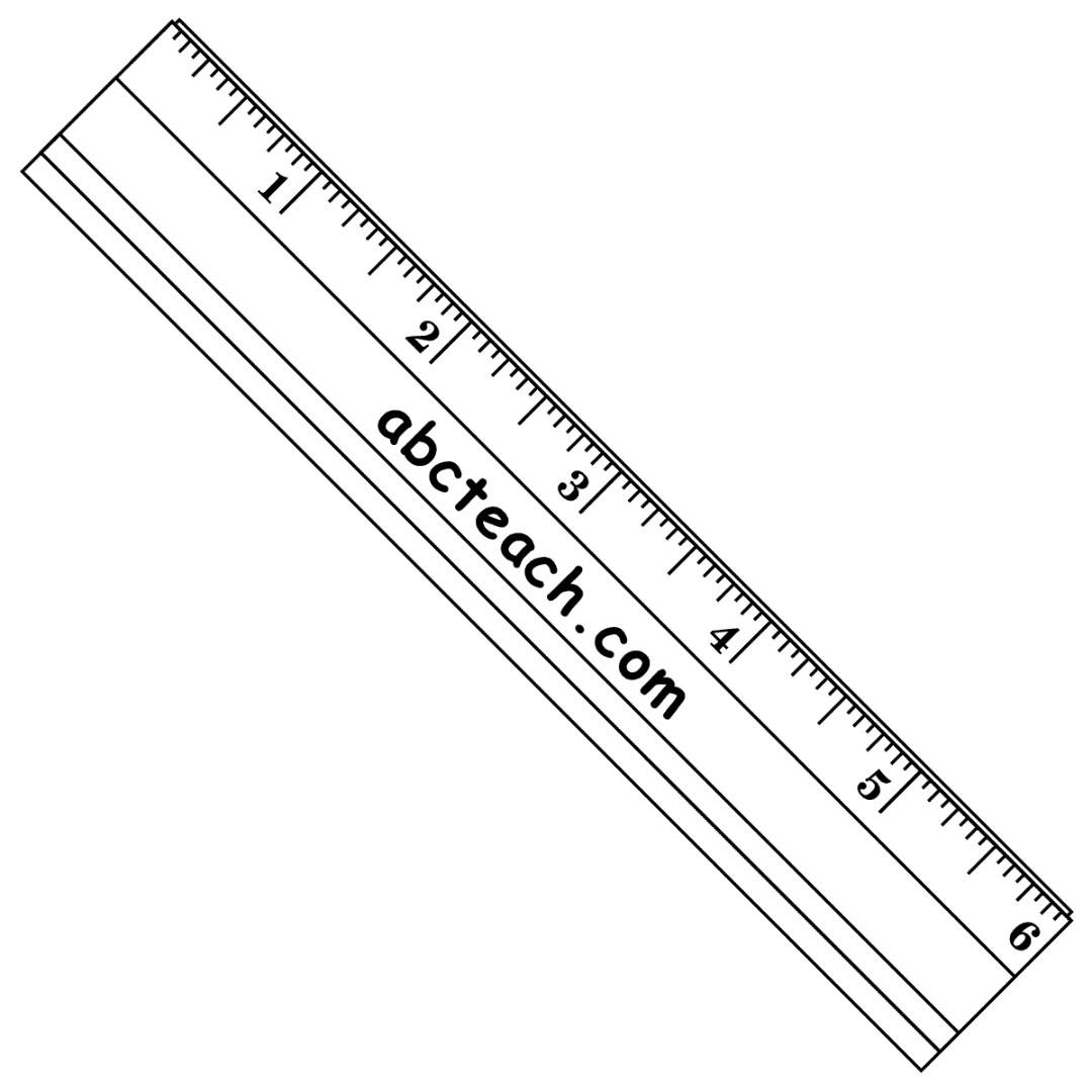 Ruler coloring pages