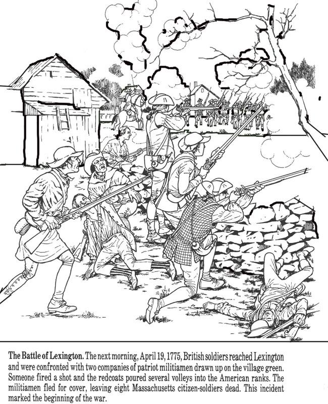 Boston Massacre Description And Significance