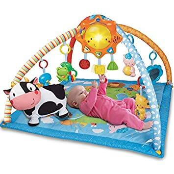 les meilleurs tapis d eveil pour bebe