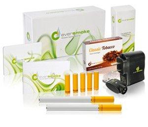 Eversmoke e-cigarette basic starter kit