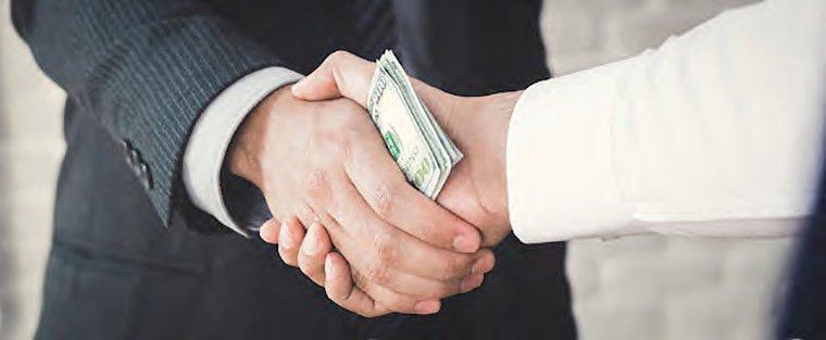 vaping corruption