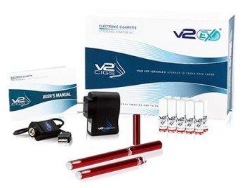 V2cigs Ex Series Starter kit