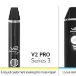 V2Cigs Pro Series – Innovative E-Cigarette Design Takes Vaping to the Next Level
