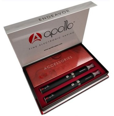 Apollo Endeavor Vaporizer eGo kit best ecigarette guide