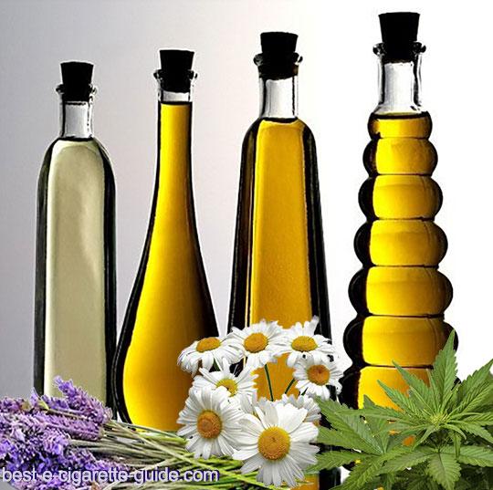 Cannabis, Lavender and Chamomile Oil - best-e-cigarette-guide.com