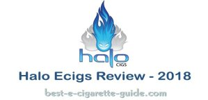 Halo Ecigs Review 2018