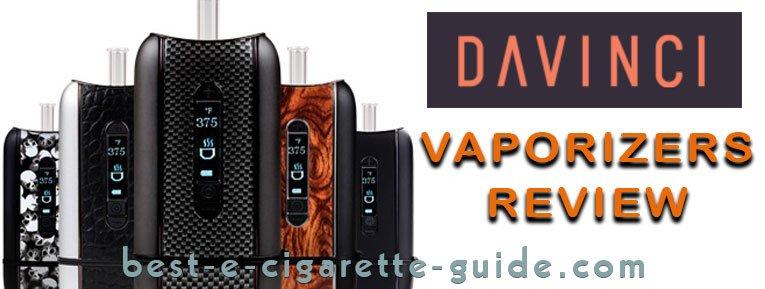 Davinci vaporizer review