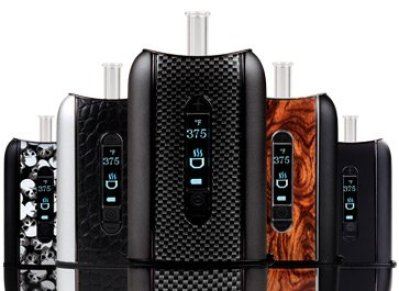 Davinci Ascent vaporizers in colors