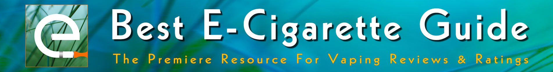 Best E-Cigarette Guide Header Logo