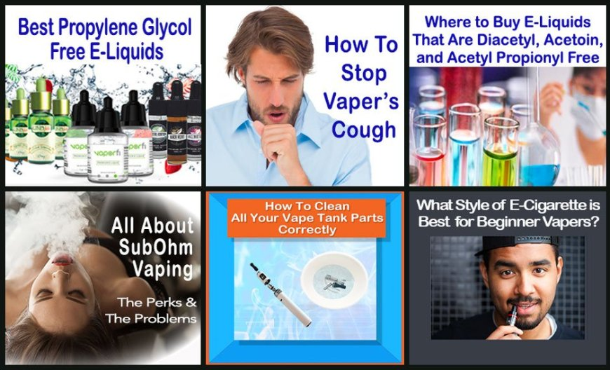 Image map to Popular Articles on best-e-cigarette-guide