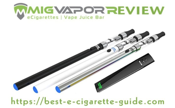 Mig Vapor Review Title Image