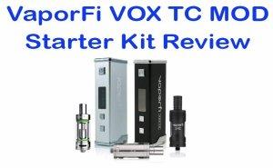 Vaprofi VOX TC Mod Starter Kit