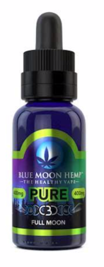 blue moon hemp juice