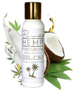 Pinnacle CBD Lotion