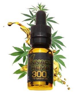 Pinnacle CBD tincture-oil:-vape juice