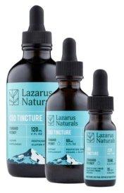 Lazarus Classic Potency CBD Oil