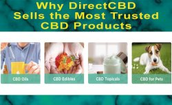 Why DirectCBD Sells the Most Trusted CBD Products- featured image