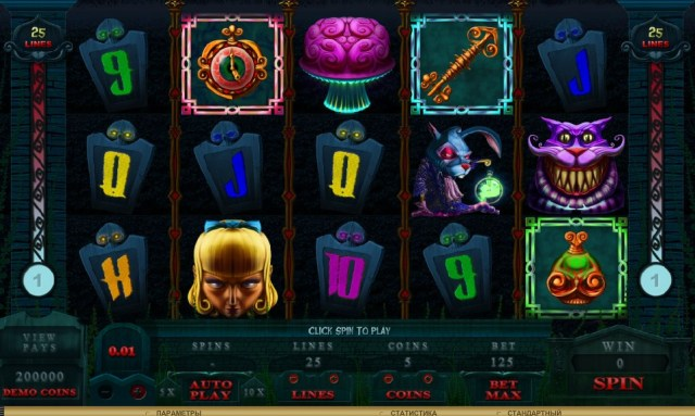 Обзор игрового автомата Alaxe in Zombieland от компании Microgaming