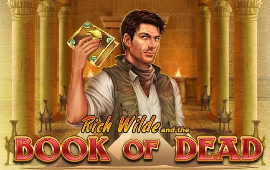 Book of Dead фото