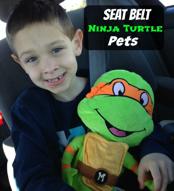 Seat Belt Pets as Seen On TV for Kids