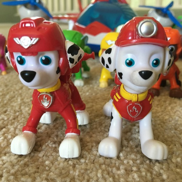 Marshall Paw Patrol Turns Evil - Year of Clean Water
