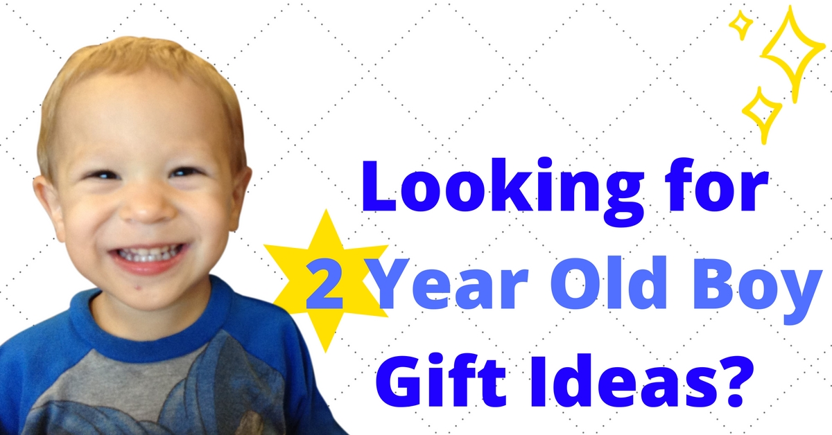 REALLY GREAT Presents For 2 YEAR OLD BOYS! 2018 Gift Guide
