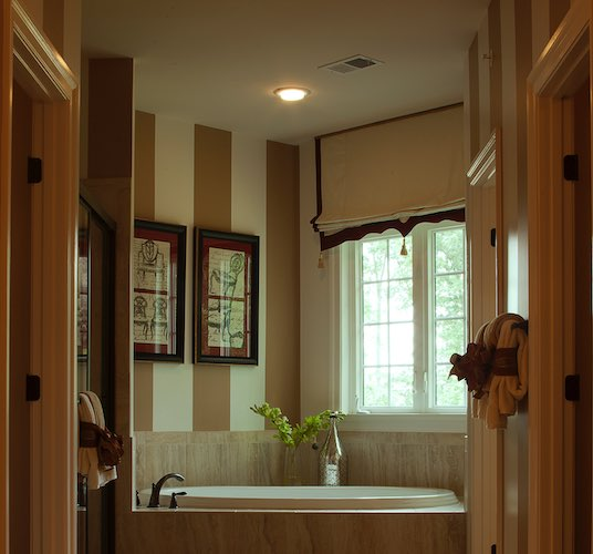 bathroom exhaust fan installation