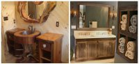 Rustic bathroom decor: best styles and ideas for rustic