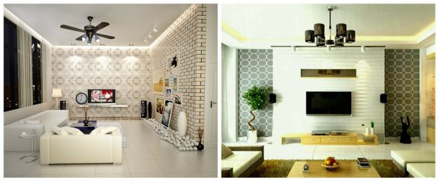 Small hall interior design ideas: best trends ans tips for ...