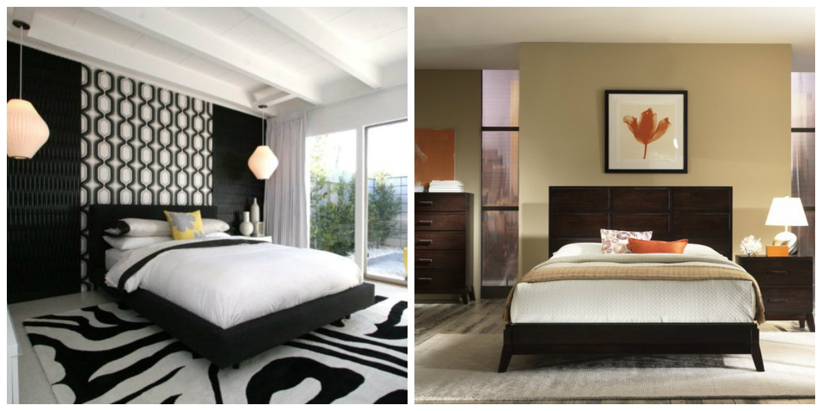 Double bed design 2019: top trendy styles and tips for