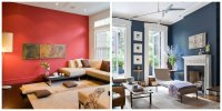 Living room paint colors 2019: TOP fashionable colors for ...