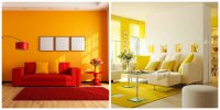 Living room paint colors 2019: TOP fashionable colors for