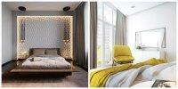 Modern bedroom design 2019: 3 trendy styles for bedroom ...
