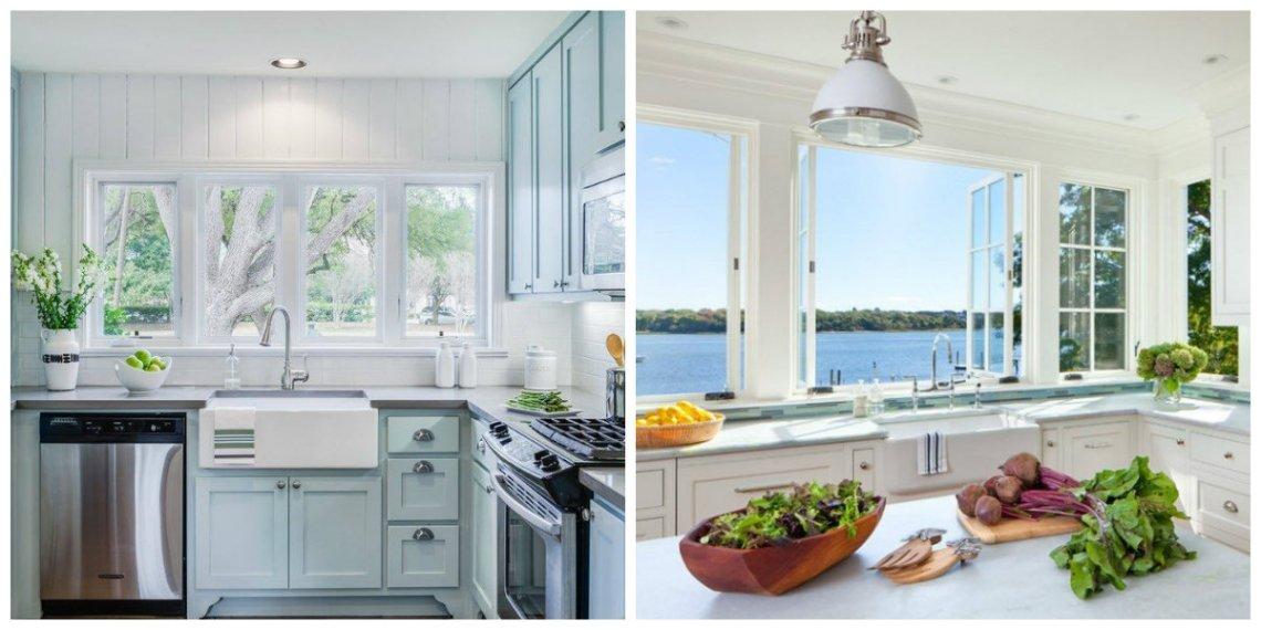 White Kitchen Cabinets 2021: Fashionable Ideas for White ...