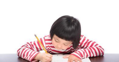 英検の小学生受験者が急増!年少者受験の注意点について