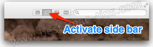 Preview activate sidebar 1