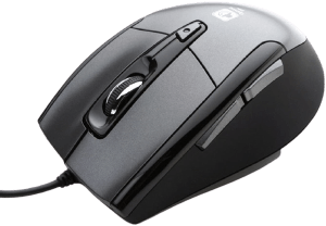 Noiseless USB Optical Gaming Computer Wheel Mouse