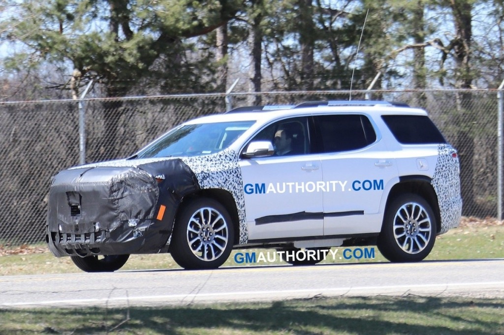 2020 GMC Acadia Interior, Price & Release Date >> 2020 Gmc Acadia Redesign Specs Interior Price Best New Cars