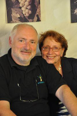 Martine and Jean-Paul Krebs