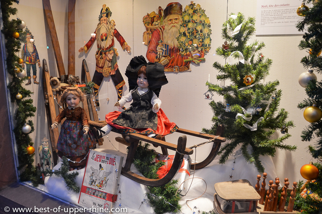 The Musee Alsacien presents Alsace and its traditions