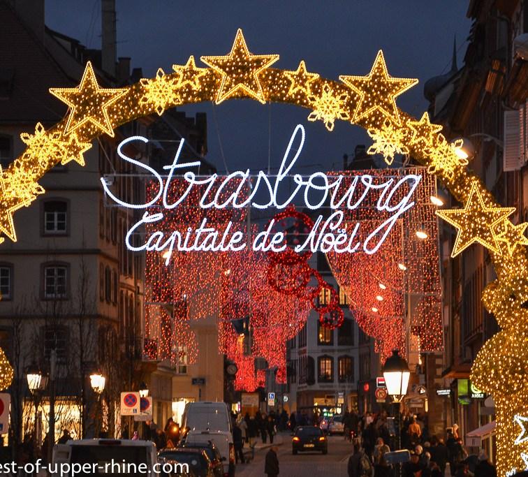Strasbourg, capital city of Christmas