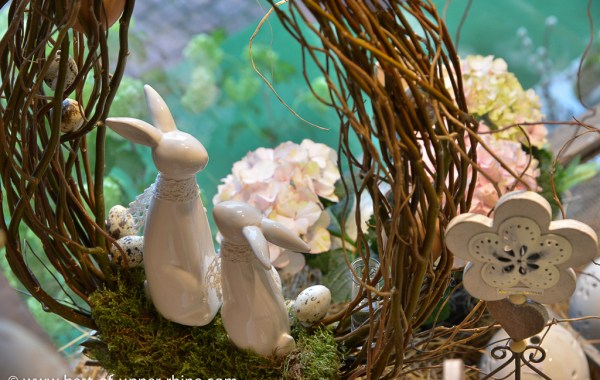 Easter Bunnies of Alsace