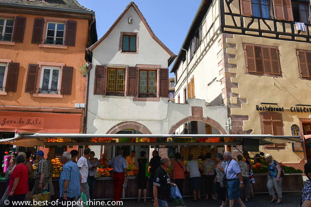 Weekly markets in Alsace: Grab your basket!