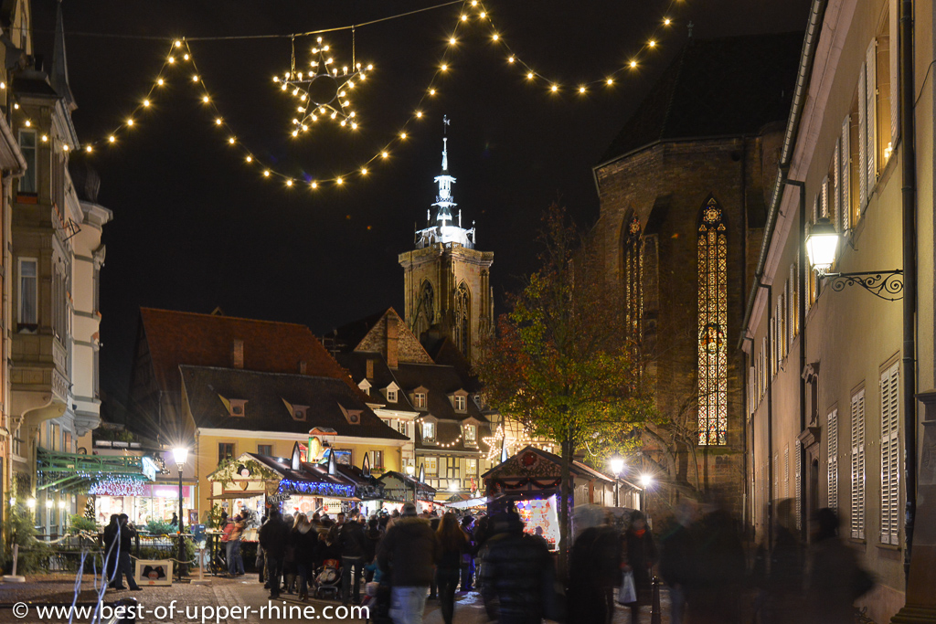 My favorite Christmas markets in Alsace, nearby Germany and Switzerland