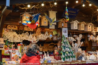 Advent market of Gengenbach, Germany