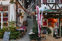 Medieval city of Gengenbach in Germany.