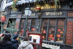There are plenty of old charming restaurants in Alsace